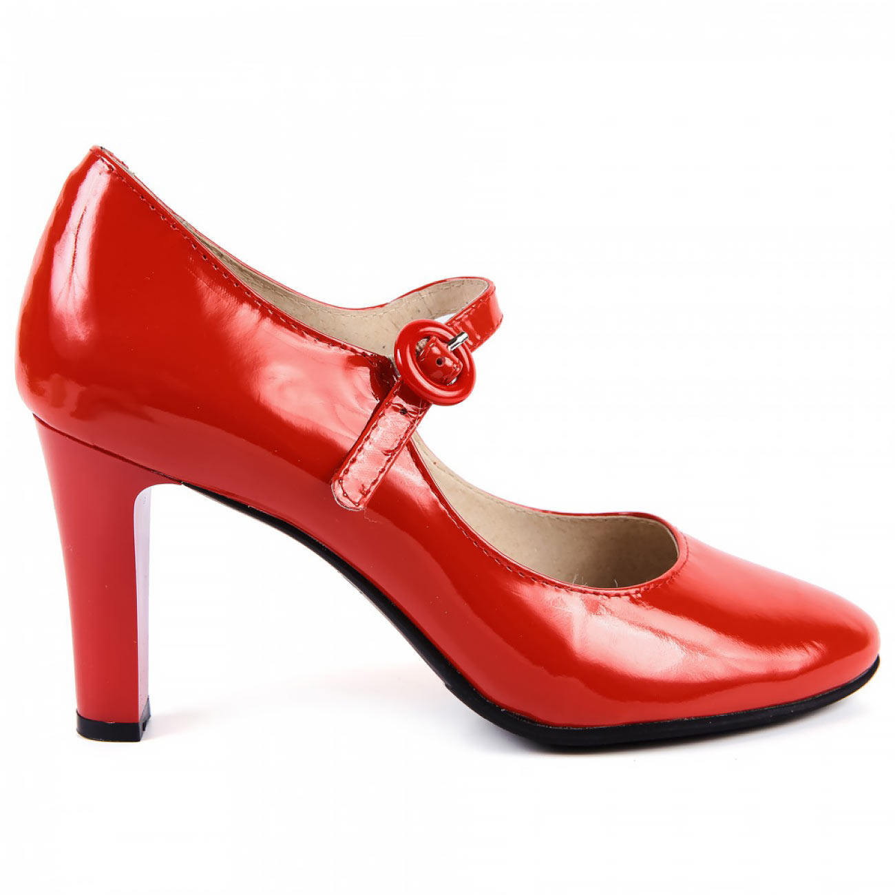 97440c8943f2 Женские туфли Мери Джейн на каблуке 5F3752 — Женская обувь — Туфли ...